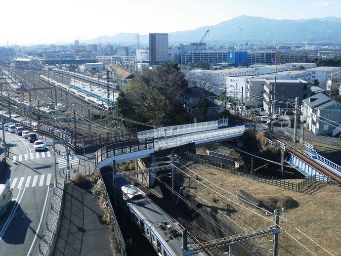 並木橋に歩道橋を作ります|海老名市公式ウェブサイト